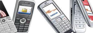 gamle+mobiltelefoner